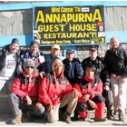 ABC Lodge Trek 12 Days, 01 Nov to 12 Nov 2012