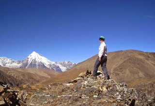 Jomolhari combined with Druk Path Trek and Tour 13 Days, 9 November to 21 November 2014