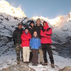 ABC Family Challenging Lodge Trek, 14 Days