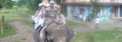 Closed up at Chitwan Tour 2 Night 3 Days Package