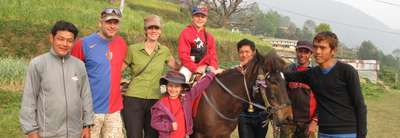 Book this Trip Annapurna Foothills Trek for families, 8 Days