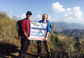 Hiking to Chisopani and Sunrise View Lodge Trek, 4 Days