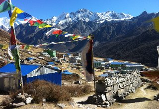 Langtang Classic Family Lodge Trek 8 Days, 12 Oct to 19 Oct 2013