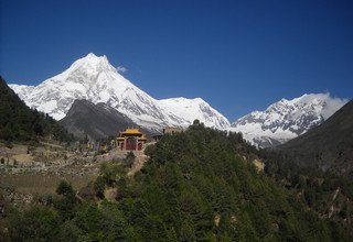 Tsum Valley and Manaslu Circuit Lodge Trek 15 Days, 07 Oct to 21 Oct 2013