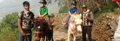 Book this Trip Horse Riding Trek to Annapurna Panorama with Children or without, 10 Days