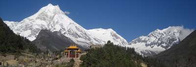 MANASLU AND GANESH HIMAL REGION