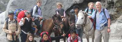 FAMILY TREKKING & HIKING HOLIDAYS WITH CHILDREN PRIVATE TOUR