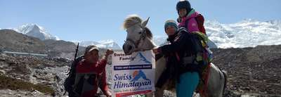 HORSE RIDING TREKS IN THE NEPAL HIMALAYA