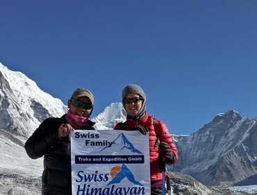 Everest Base Camp, Gasthaus, 17 Tage