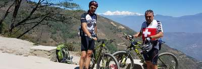 Mountainbiking-Touren in Nepal, Mountainbike Reisen im Himalaya