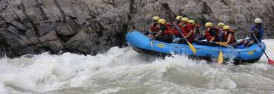 Faire du Rafting Nepal (Whitewater Rafting)