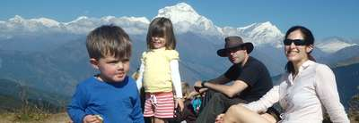 Book this Trip Ghorepani Poon Hill Trek for Families, 10 Days