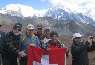 Langtang Valley Trek, 12 Days