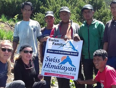 Simikot-Hilsa Limi Circuit Camping Trek, 20 Days
