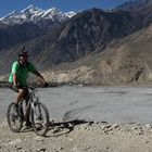 Annapurna Circuit Mountain Biking Trip, 15 Days