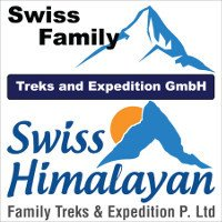 Logo Swiss Family Treks and Expedition GmbH
