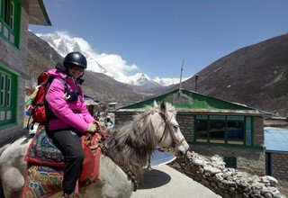 Horse Riding Trek to Everest Base Camp, 16 Days
