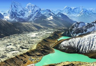 Gokyo and Everest Base Camp Trek,  19 Days