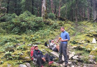 Pikey Peak Trek in Lower Khumbhu Region/Solu, 9 Days