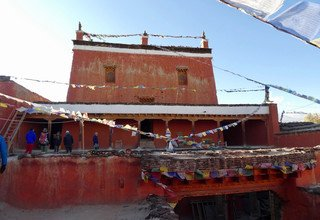 Upper Mustang Trek the Ancient Wall City of Lo-Manthang, 16 Days