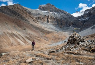 Upper Dolpo Trek traverse Sangda-La Pass, 32 Days