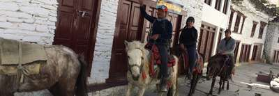 Horse Riding Trek to Upper Mustang, 15 Days March 2019