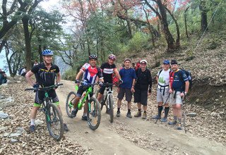 Annapurna Circuit Mountain Biking Trip, 16 Days