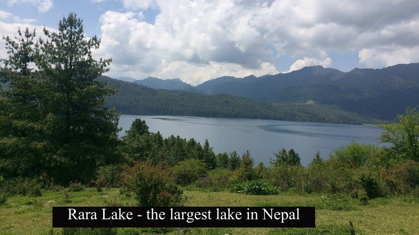 Rara Lake in Mugu