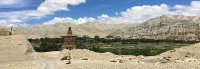 Upper Mustang Adventures- The Ancient Kingdom of Lo