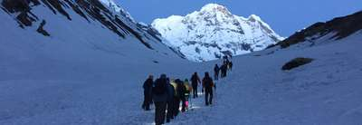 Annapurna Base Camp- Trekking to the Heart of Annapurna
