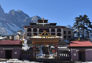 Meditational Trek to Buddhist Sacred Sites Trail of Khumbu Region, 16 Days