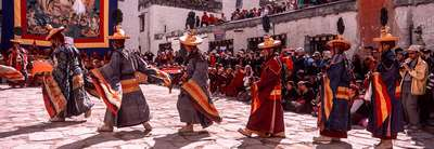 The Story of Upper Mustang's Tiji Festival