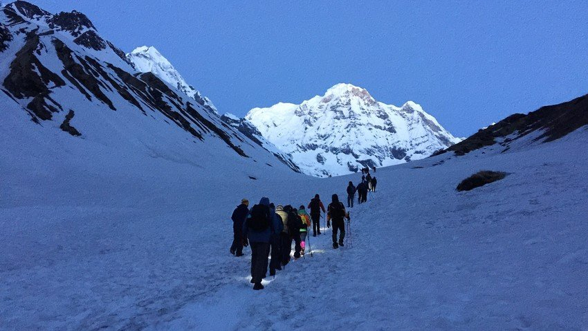 Tips for travelling in Nepal in the winter