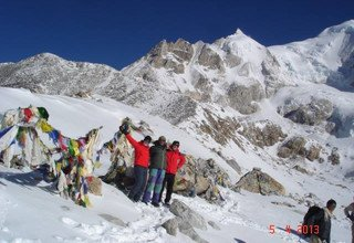 Manaslu Circuit Trek, 17 Days