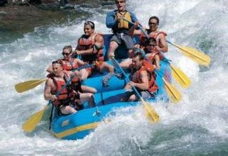 1 Day Rafting for Families