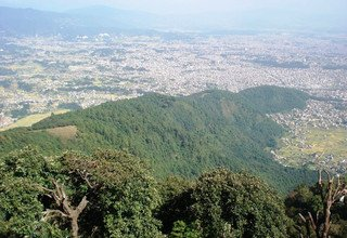 Hiking Around the Hills of Kathmandu Valley, 4 Days.