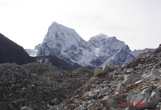 Everest auf die harte Tour via Renjo Pass, Lodge Trek 20 Tage