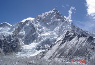 Everest the hard way, via Renjo Pass, Chola Pass and Khongmala Pass Lodge Trek, 21 Days Fixed Departure!