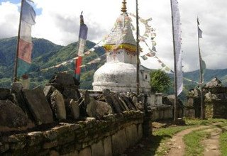 Trekking and Meditation in Lower-Khumbu, Lodge Trek, 9 Days